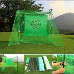 에스비 개인연습용 조립식 골프네트