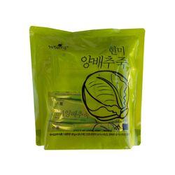 행복우리식품 현미 양배추죽 30gx20