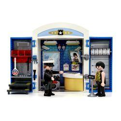 플레이모빌 플레이박스-경찰서(70306)