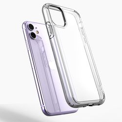 ZEROSKIN 아이폰 11용 판테온 투명 범퍼 케이스