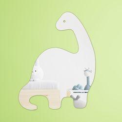 공룡 깨지지 않는 아크릴 안전거울 유아 어린이 거울