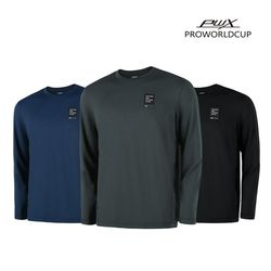 Q321-3551-53 남성 스포츠 라운드 티셔츠 PWX(NEWVHEBJJL)