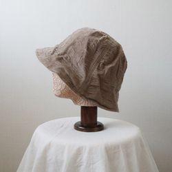 데일리 코듀로이 주름 무지 벙거지 모자 버킷햇 (4color)
