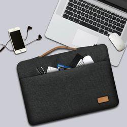 메이플 노트북 슬림 아이패드 파우치 가방