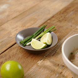 피노 원형 찬기 반찬 그릇 앞 접시