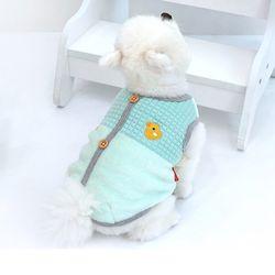 패리스독 강아지옷 오늘의퀼팅 후리스