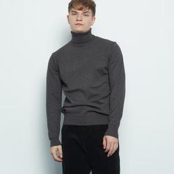 M613 cash polar knit charcoal