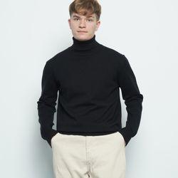 M613 cash polar knit black