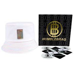 HB-RAINBOW BUCKET HAT [WHITE](ITEMTWBF9ZI)