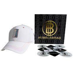HB-RAINBOW BALL CAP [WHITE](ITEMBYIT1BL)