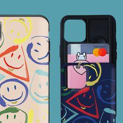 case 448-Smile Line-card slide