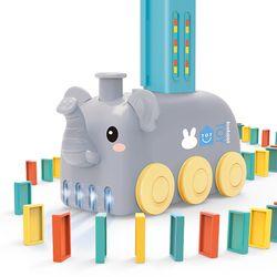 코끼리 자동 도미노