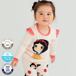[따솜키즈] 마이프린세스 30수 후라이스 유아동 주니어 실내복