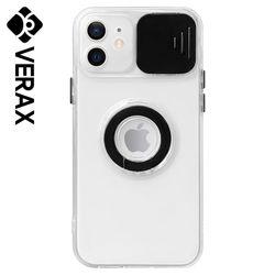 아이폰13PRO 프로 링 심플 컬러 젤리 케이스 P608