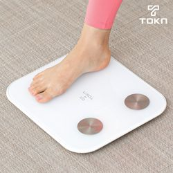 토큰 스마트 인바디 WIFI 체중계