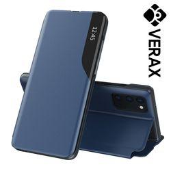 아이폰13PROMAX 프로맥스 엣지 뷰 가죽 케이스 P003