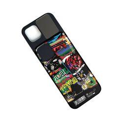 case 454-Special-card slide