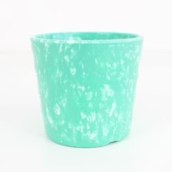 레트로 분식 접시 그릇 (물컵) 업소용 멜라닌 접시
