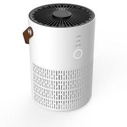 포터블 3단조절 순환 원룸 미니 소형 공기청정기