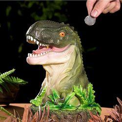 티라노사우루스 공룡모형 피규어 대형 저금통