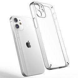 제로스킨 아이폰 12 하드 시그니처7 투명 케이스