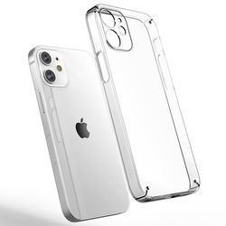 ZEROSKIN 아이폰 12 하드 투명 시그니처7 케이스