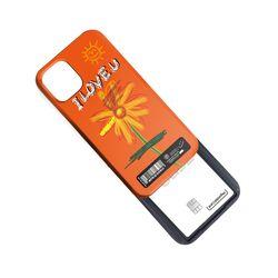 case 466-Sunflower Sun M-card slide