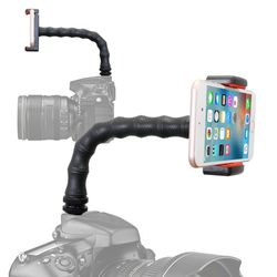 SH-711G 카메라 핫슈 플렉스암 핸드폰 모니터 거치대 KIT