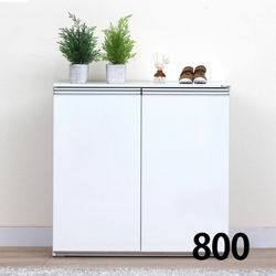 즐거운 가구 올리브 LPM 신발장 800 소형