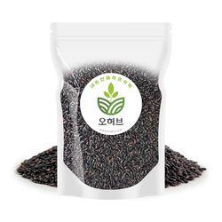 국산 흑미 쌀 찰흑미 검정쌀 1kg