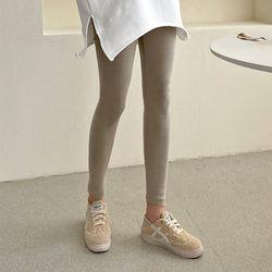 N Warm Peach Leggings