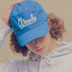 [토이스토리] WOODY LOGO BALL CAP_BLUE CNHE1FP01B2(NEWID1A1T4)