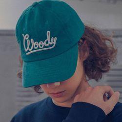[토이스토리] WOODY LOGO BALL CAP_GREEN CNHE1FP01E2(NEWSD2UP57)