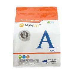 강아지사료 알파벳A 어덜트용 유기농사료 1.2kg