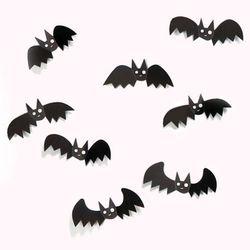 펄럭 박쥐 벽장식 8개 (1set)