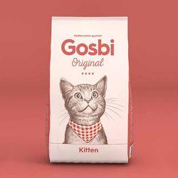 고양이사료 고스비 그레인프리 캣 키튼 3kg