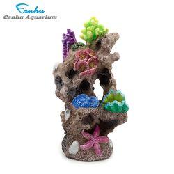 칸후 1828B 산호초 락스톤(브라운)