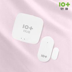 텐플 IoT 스마트 허브+도어센서Set