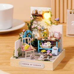 [adico]DIY 미니어처 스페셜 키트 - 정원
