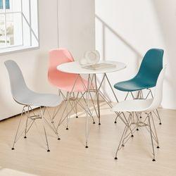 디센 에펠 스틸 원형 테이블 800