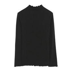 [클라비스] 이너용물결목폴라티셔츠2colorsCVLW94T03Q
