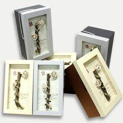 포포팬시 우드 직사각형 선물상자 3종 세트