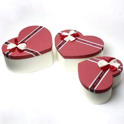 포포팬시 로맨틱 하트 선물 상자 3종 세트