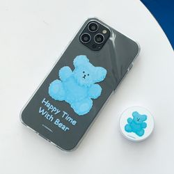 [스마트톡] blue happytime with bear