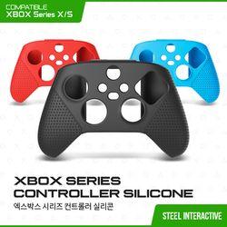 XBOX 시리즈 X S 컨트롤러 실리콘 커버게임패드 커버