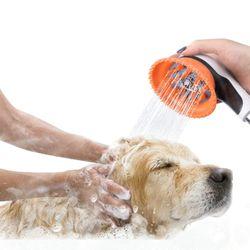 츄펫 강아지 애견 고양이 펫 릴렉스 샤워기 샤워헤드 샤워