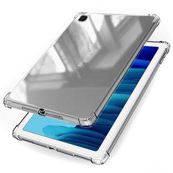 갤럭시탭A7 10.4인치 보디가드 투명범퍼 젤리 케이스