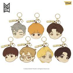 BTS 타이니탄 다이너마이트 손거울 키링 모음 7종
