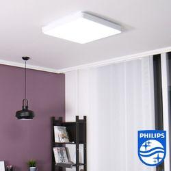 램프옴 라르고 프리미엄 LED 방등 B형 600x600 [설치시공 포함]