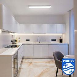 램프옴 라르고 프리미엄 LED 주방등 대 1150x180 [설치시공]